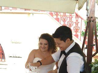 Le nozze di Simona  e Sabrina  3