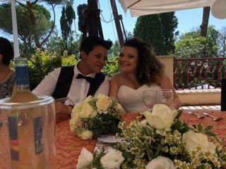 Le nozze di Simona  e Sabrina