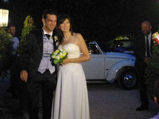 Le nozze di Grazia e Giorgio