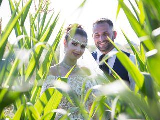 Le nozze di Giuliana  e Raffaele