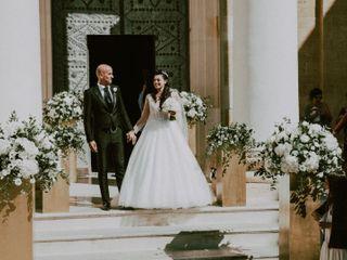 Le nozze di Clarissa  e Ludovico
