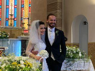 Le nozze di Serena e Nicolas
