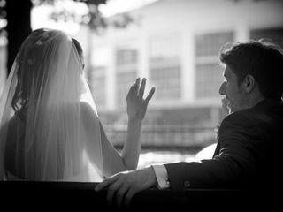 Le nozze di Elisa e Gianluigi