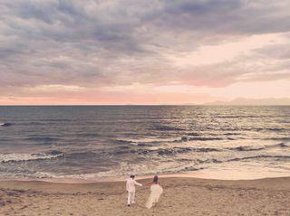 Le nozze di Antonella e Alberto 1