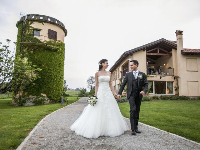 le nozze di Alessia e Mauro