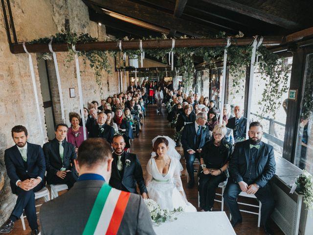 Il matrimonio di marco e Milena a Erba, Como 19