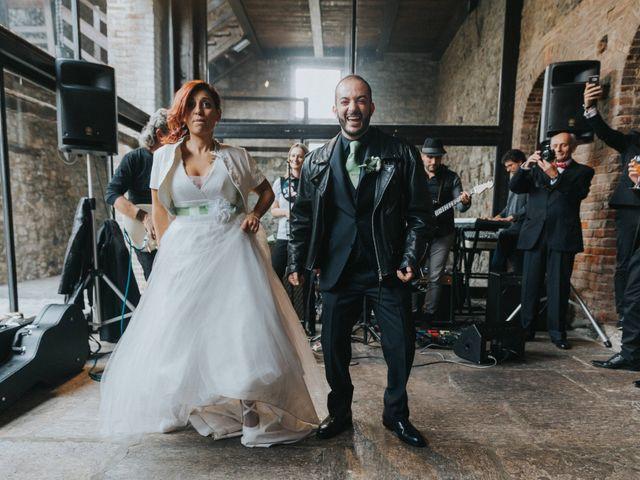 Il matrimonio di marco e Milena a Erba, Como 32