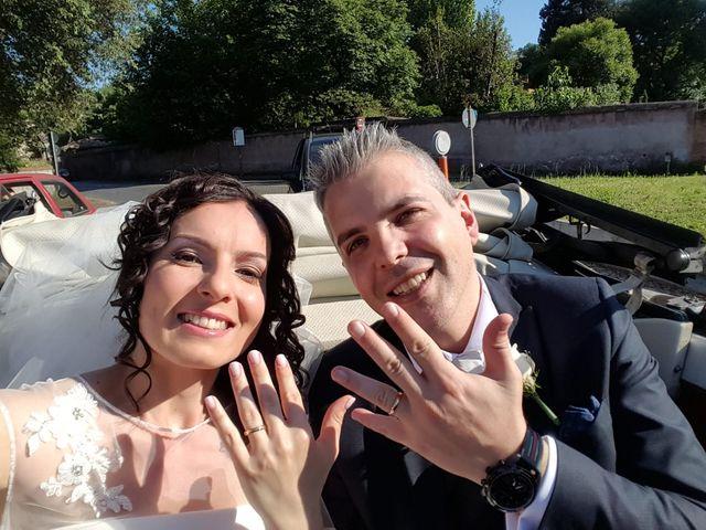 Il matrimonio di Valentina e Giulio  a Roma, Roma 5