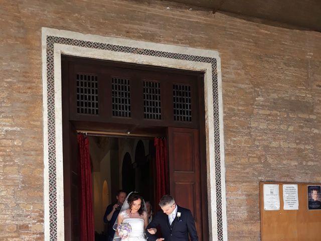 Il matrimonio di Valentina e Giulio  a Roma, Roma 6