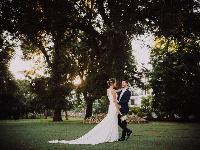le nozze di Anita e Danilo