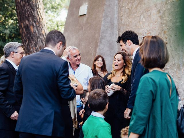 Il matrimonio di Luciano e Giulia a Roma, Roma 8