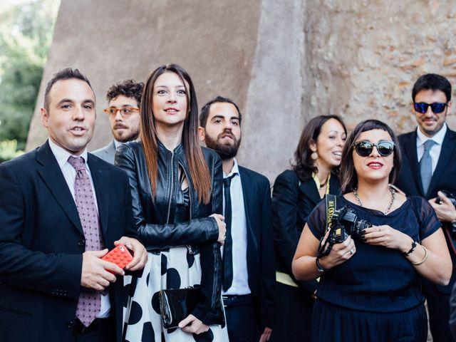Il matrimonio di Luciano e Giulia a Roma, Roma 11