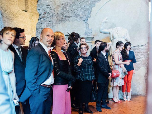 Il matrimonio di Luciano e Giulia a Roma, Roma 12