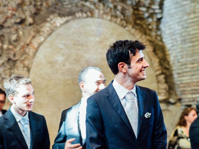 Il matrimonio di Luciano e Giulia a Roma, Roma 15