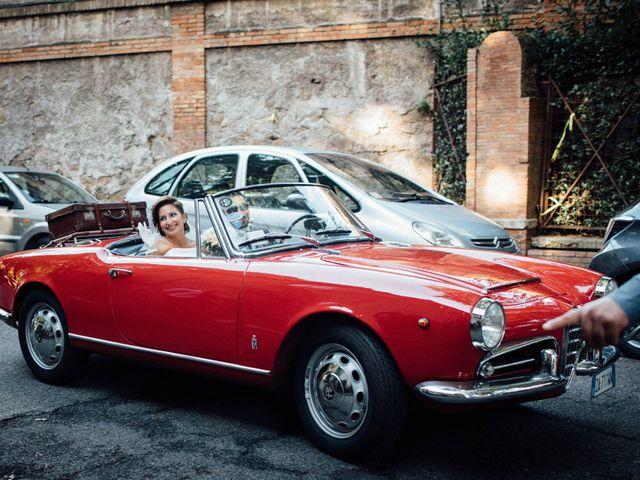 Il matrimonio di Luciano e Giulia a Roma, Roma 16