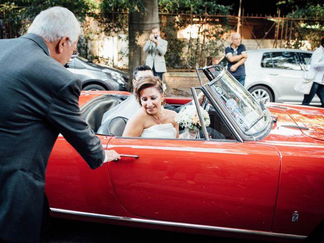 Il matrimonio di Luciano e Giulia a Roma, Roma 17