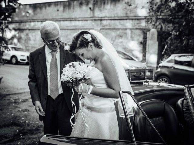 Il matrimonio di Luciano e Giulia a Roma, Roma 18