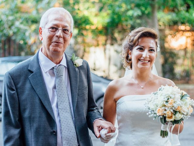 Il matrimonio di Luciano e Giulia a Roma, Roma 19