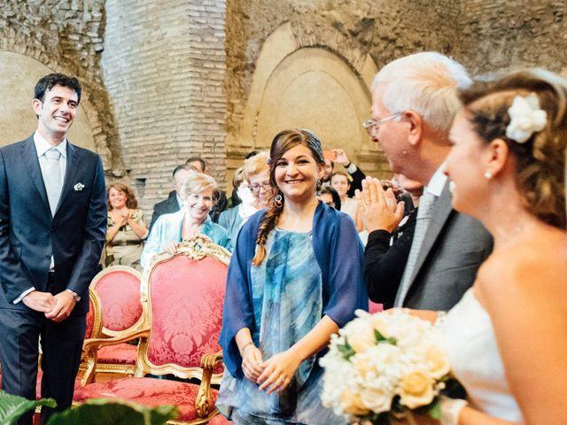 Il matrimonio di Luciano e Giulia a Roma, Roma 21