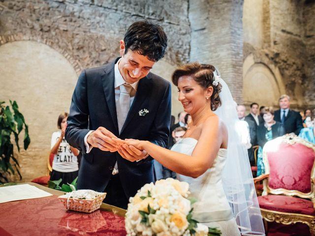 Il matrimonio di Luciano e Giulia a Roma, Roma 38