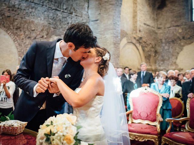 Il matrimonio di Luciano e Giulia a Roma, Roma 39