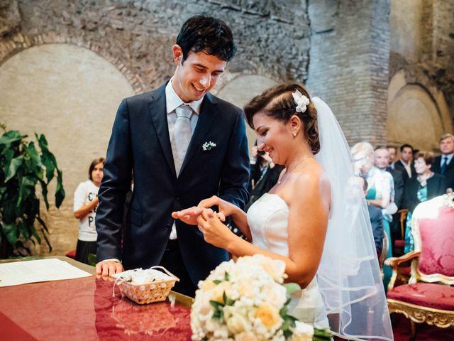 Il matrimonio di Luciano e Giulia a Roma, Roma 42