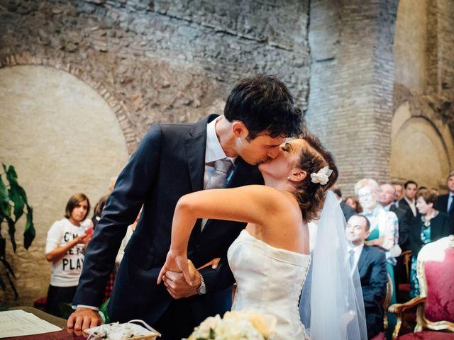 Il matrimonio di Luciano e Giulia a Roma, Roma 45