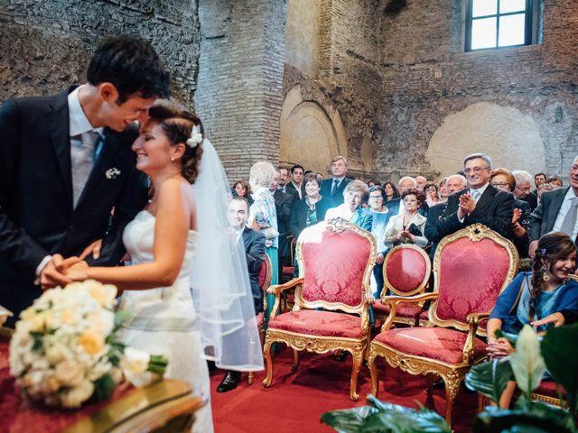 Il matrimonio di Luciano e Giulia a Roma, Roma 46