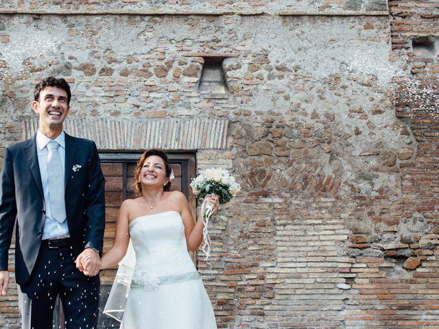 Il matrimonio di Luciano e Giulia a Roma, Roma 51