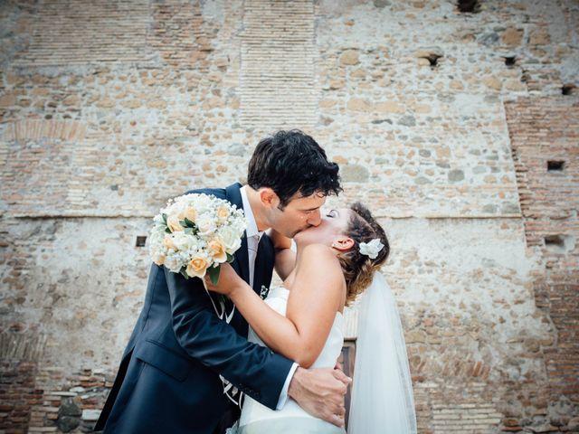 Il matrimonio di Luciano e Giulia a Roma, Roma 54