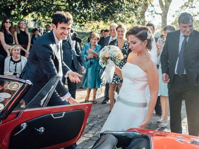 Il matrimonio di Luciano e Giulia a Roma, Roma 59