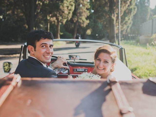 Il matrimonio di Luciano e Giulia a Roma, Roma 63