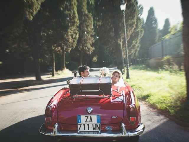 Il matrimonio di Luciano e Giulia a Roma, Roma 64