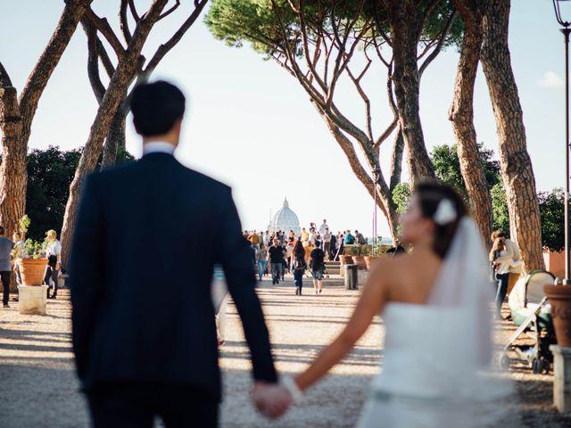 Il matrimonio di Luciano e Giulia a Roma, Roma 65