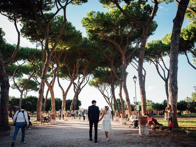 Il matrimonio di Luciano e Giulia a Roma, Roma 66