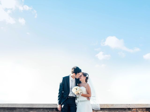 Il matrimonio di Luciano e Giulia a Roma, Roma 69