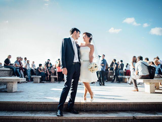 Il matrimonio di Luciano e Giulia a Roma, Roma 73