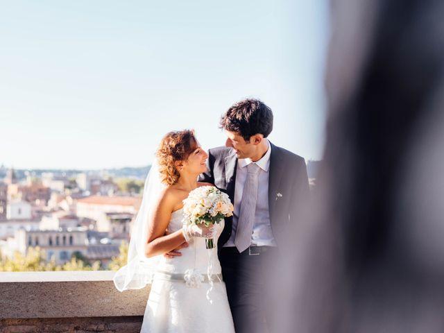 Il matrimonio di Luciano e Giulia a Roma, Roma 75