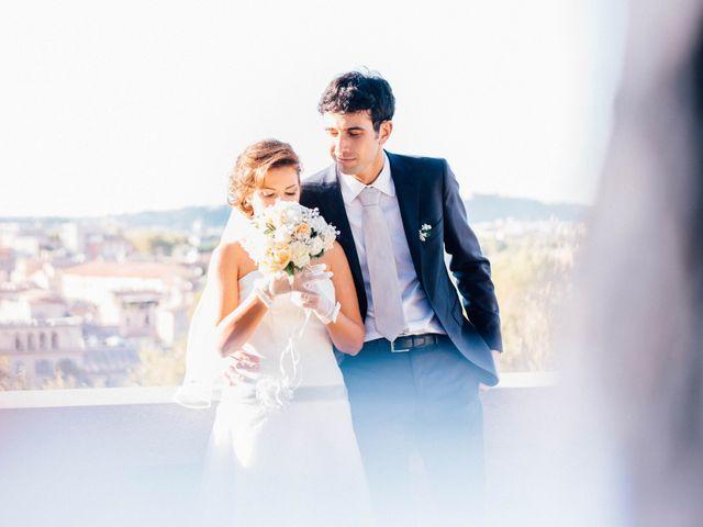 Il matrimonio di Luciano e Giulia a Roma, Roma 76