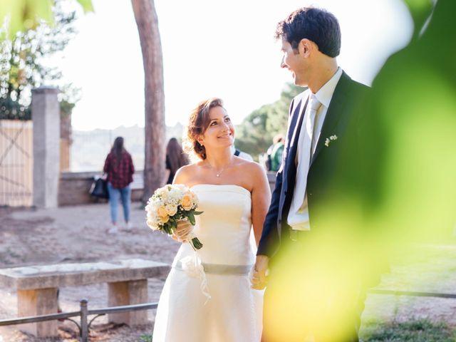 Il matrimonio di Luciano e Giulia a Roma, Roma 77