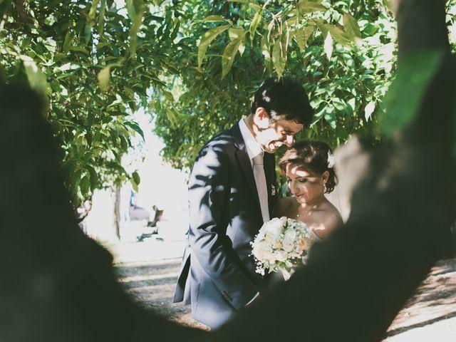 Il matrimonio di Luciano e Giulia a Roma, Roma 79