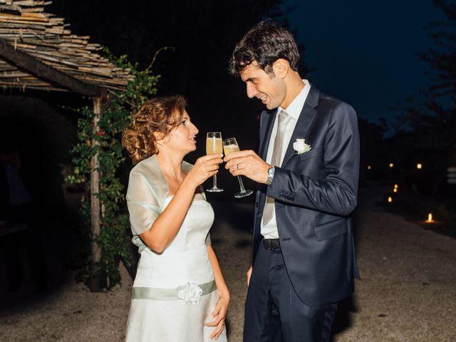 Il matrimonio di Luciano e Giulia a Roma, Roma 90