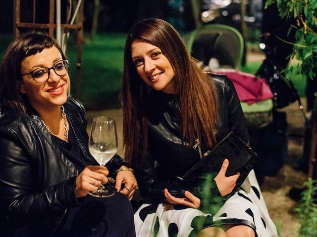 Il matrimonio di Luciano e Giulia a Roma, Roma 101