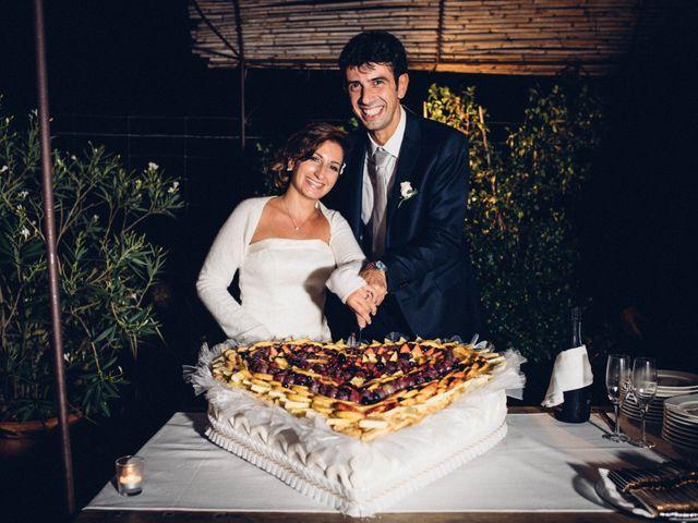 Il matrimonio di Luciano e Giulia a Roma, Roma 138