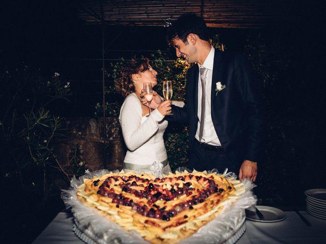 Il matrimonio di Luciano e Giulia a Roma, Roma 142
