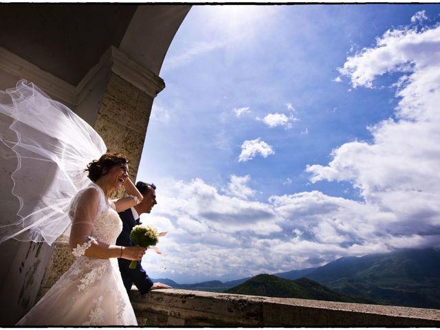 Il matrimonio di Alberto e Letizia a San Benedetto del Tronto, Ascoli Piceno 1