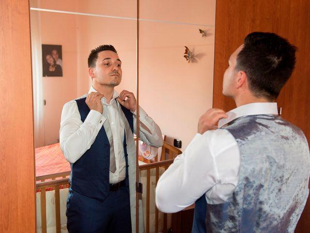 Il matrimonio di Luca e Federica a Cislago, Varese 4