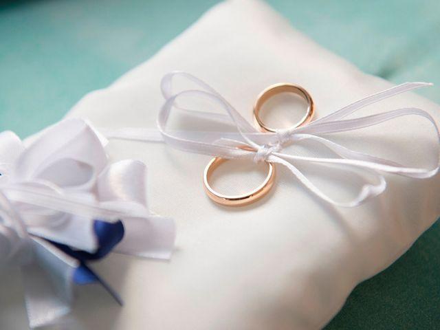 Il matrimonio di Luca e Federica a Cislago, Varese 1