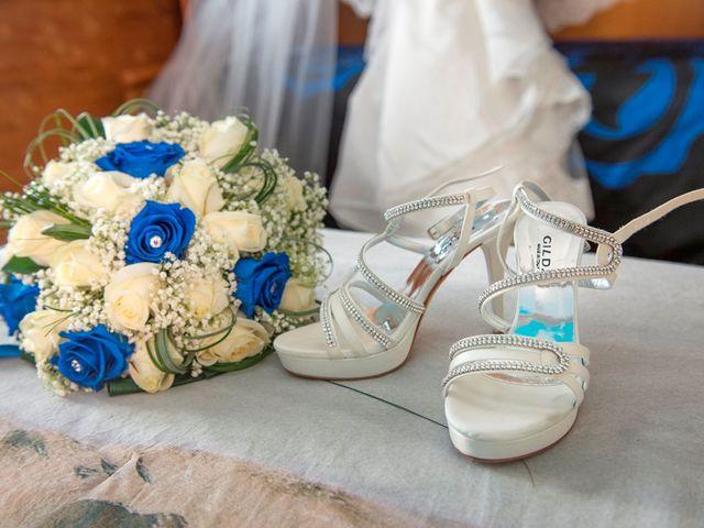 Il matrimonio di Luca e Federica a Cislago, Varese 7