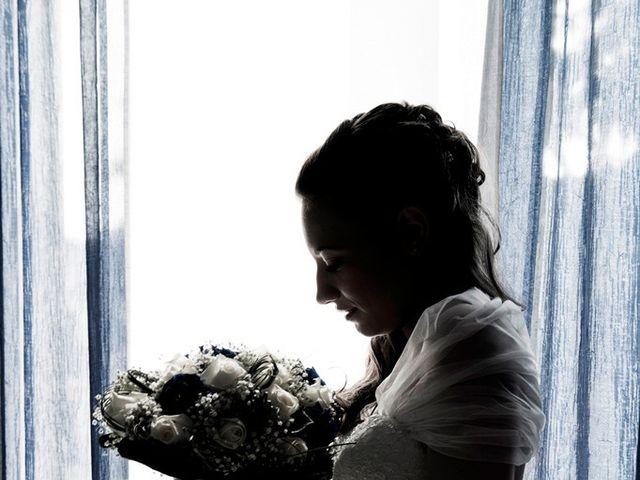 Il matrimonio di Luca e Federica a Cislago, Varese 12